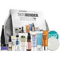 SEPHORA-FAVORITES-Skin-Bender-Vol-1-Cleansers-Moisturizers-10-Piece-Gift-Set-w-Cosmetic-Bag-0