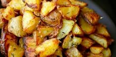 More potatoes! The Food Lab Thanksgiving Special: Ultra-Crispy Roast Potatoes Potato Dishes, Food Dishes, Main Dishes, Side Dishes, Perfect Roast Potatoes, Crispy Roast Potatoes, Baked Potatoes, Crispy Breakfast Potatoes, Over Roasted Potatoes