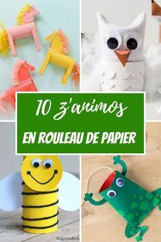 Papier Diy, Easy Art Projects, Simple Art, Paper Crafts, Activities, Alligators, Jouer, Paper Crafting, Kindergarten Worksheets