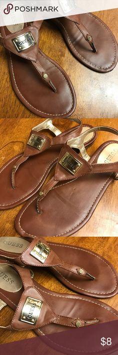 🌟Guess Sling Back Sandals- 8.5 Guess Sling Back Sandals- 8.5 Guess Shoes Sandals
