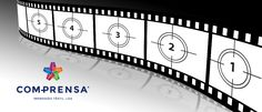 """The COM-PRENSA presents the movie  """" have a great weekend"""""""