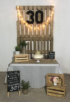 New ideas birthday bbq theme Rustic Birthday Parties, Birthday Decorations For Men, Cowboy Birthday, Adult Birthday Party, 50th Birthday Party, Man Birthday, Country Party Decorations, Hunting Birthday, Cigar Party