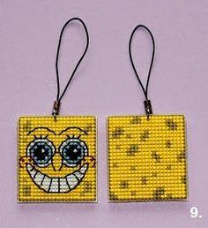 SpongeBob - breloczek (9)