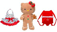 Get into the Holiday Spirit with these Festive FUN Plush BAB Toys and Accessories! In Stock Now at http://www.bonanza.com/booths/TweetToyShop