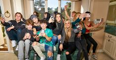 Hype House and the Los Angeles TikTok Mansion Gold Rush - The New York Times Patrick Huston, Dance Choreography Videos, Brent Rivera, Jake Paul, The New Wave, Youtube Stars, Home Pictures, Group Pictures, Wattpad