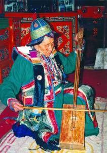 Morin Khuur, Mongolia