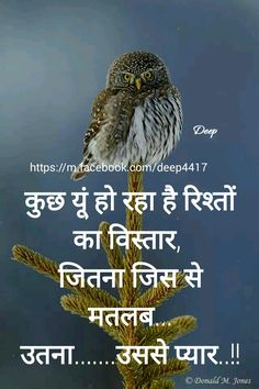 Pin by deep on feelings quotes, hindi quotes, marathi quotes Dosti Quotes In Hindi, Hindi Quotes Images, Hindi Quotes On Life, Marathi Quotes, Motivational Quotes In Hindi, Wisdom Quotes, Life Quotes, Funny Videos, Fake Friendship Quotes