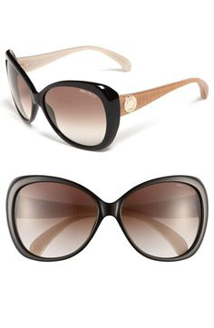 Jimmy Choo Cat's Eye Sunglasses available at Nordstrom. I'm going to get a pair!!