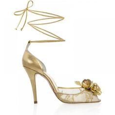 Elecktra By Freya Rose http://www.bellissimabridalshoes.com/trends/vintage-wedding-shoes/Elecktra-By-Freya-Rose $595.00