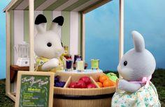 Sylvania Grove – Miniature toy photography of Sylvanian Families dioramas Toys Photography, Family Photography, Sylvanian Families House, Bunny Toys, Dinosaur Stuffed Animal, Miniatures, Dolls, Animals, Character