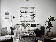 black-and-white-living-room-modern-living