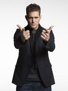 michael buble - oo yes. I would! Haha