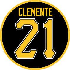 Roberto Clemente, Boston Red Sox Logo, Pirates Baseball, Ny Mets, Pittsburgh Pirates, Puerto Rico, Logos, Sports, Ideas Para