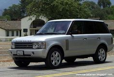 Land Rover Range Rover (2003)