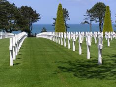 Omaha Beach - Finally going, for some reason I need to see this place.