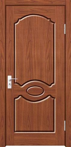 Puertas P Door Design Interior, Wooden Door Design, Wood Front Doors, Door Handle Design, Wood Doors, Wooden Glass Door, Doors Interior, Room Door Design, Front Door Design