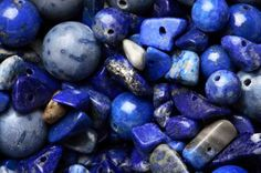 Deep Blue Gem | Gems n Jewels