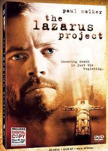 The Lazarus Project...interesting movie. Loved it!