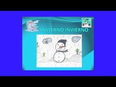 "Canción ""Invierno, invierno"", adaptada con pictogramas de ARASAAC."
