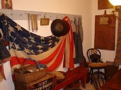 VIOLATION OF THE US FLAG CODE.  A real patriot would not descecrate the US flag in this manner.