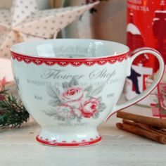 sophie/ vintage  green-gate-teacup