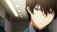Anime: The Irregular At The Magic High School OR Mahouka Koukou No Rettousei Character: Shibuya Tatsuya