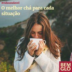 O chá é uma excelente opção para quando ficamos doentes e não queremos tomar remédio. Confira qual chá é o ideal para cada situação e bote a água pra ferver! ;)