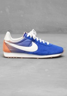 Nike Pre Montreal Racer Fade | Blue | & Other Stories