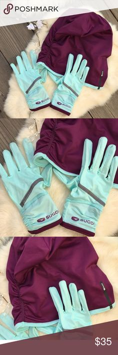 SUGOi Hat & Gloves OS SUGOi Hat & Gloves OS •Set price is for both items •EUC SUGOi Accessories Hats