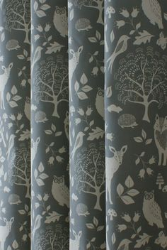 56 Best Animal Themed Prints Images Curtains Made To