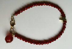 Bekijk dit items in mijn Etsy shop https://www.etsy.com/nl/listing/258857811/mooie-armband-van-facet-geslepen-kralen