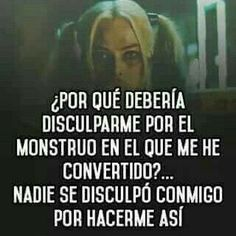 Gracias Sad Quotes, Best Quotes, Love Quotes, Awesome Quotes, Quotes En Espanol, Frases Tumblr, Joker And Harley Quinn, Spanish Quotes, Sentences