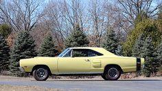 1969 Dodge Hemi Coronet R/T 426/425 HP, 4-Speed, Super Track Pack