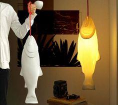 Seleção de luminárias divertidas, criativas e inspiradoras. Foto: Divulgação