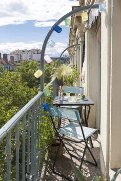 Salons et meubles de balcon: notre shopping malin - Marie Claire Open Air, Outdoor Furniture, Outdoor Decor, Arch, Outdoor Structures, Marie Claire, Home Decor, Shopping, Gardens