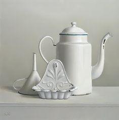 De Nederlandse fijnschilder Klaas Wiedijk (1953) heeft zijn bekendheid vooral verworven met zijn stillevens. Hoewel het een eeuwenoud g...