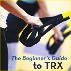 If you are new to TRX or would love to try TRX, our beginner's guide to TRX is the perfect place to start. This workout guide provides a total core workout!