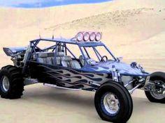 Holbrook's Sandworks Sandcar Sandrail Sand Rail