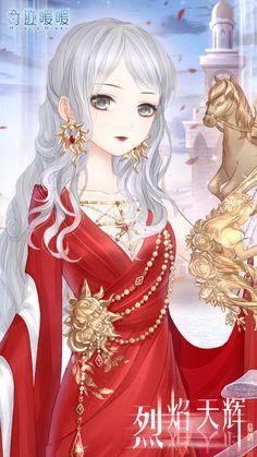 Imagem no álbum Battle Suits - Imagem no álbum Battle Suits Informations About Imagem - Chica Fantasy, Anime Fantasy, Fantasy Girl, Anime Art Girl, Manga Girl, Nikki Love, Anime Princess, Anime Dress, Anime Angel