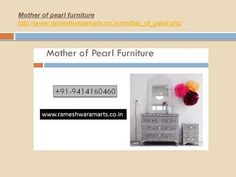 Luxury Mother of Pearl Furniture Pearls, Luxury, Furniture, Design, Beading, Design Comics, Beads, Pearl Beads, Arredamento