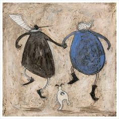 Sam Toft - It's Later Than You Think - limited edition print