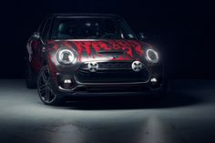 This is not your ordinary #MINI. Check out this customized MINI #Clubman along with other surprises only at #SEMA2017. Shop the parts at ShopMINIUSA.com.