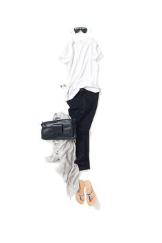 Kyoko Kikuchi's Closet #kk-closet 超・シンプルに着たい日のモノトーン
