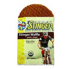 Honey Stinger Organic Waffle 16 pk Nutrition