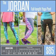 49d02babacb6b8 Lularoe Jordan, Lularoe Jade, Lularoe Sizing, Workout Leggings, Workout  Pants, Fashion