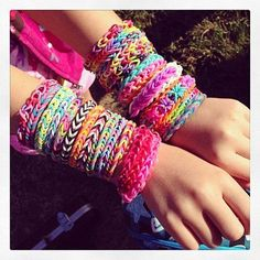 rainbow loom ideas - Google Search