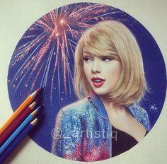 Taylor Swift artwork