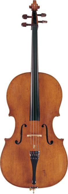 1689 Francesco Ruggieri  Cello  from The Four Centuries Gallery
