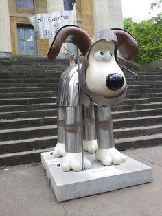 Sir Gromit of Bristol