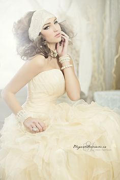 Sexy with Elegance Wedding Bride, Wedding Dresses, One Shoulder Wedding Dress, Flower Girl Dresses, Romantic, Glamour, Black And White, Princess, Elegant
